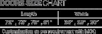 door-chart