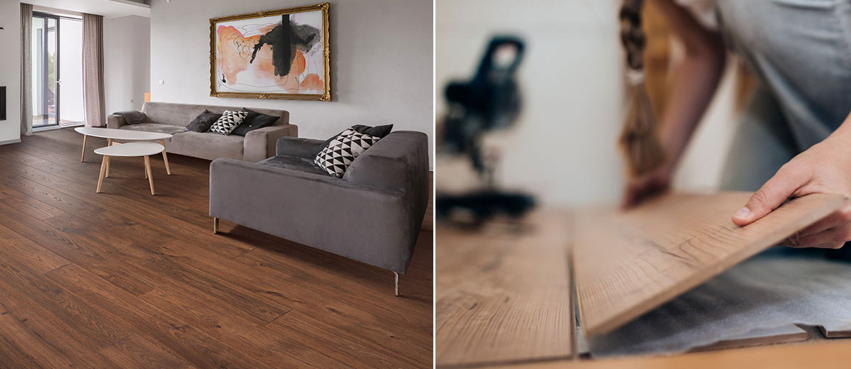 ECHON Laminate Flooring